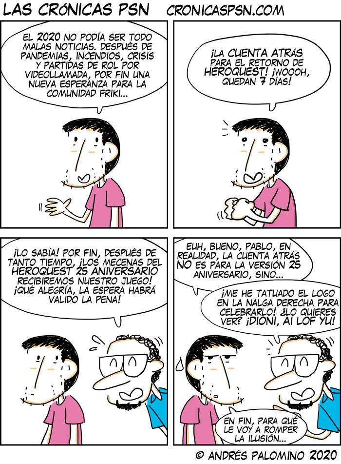 CPSN: LA CUENTA ATRÁS