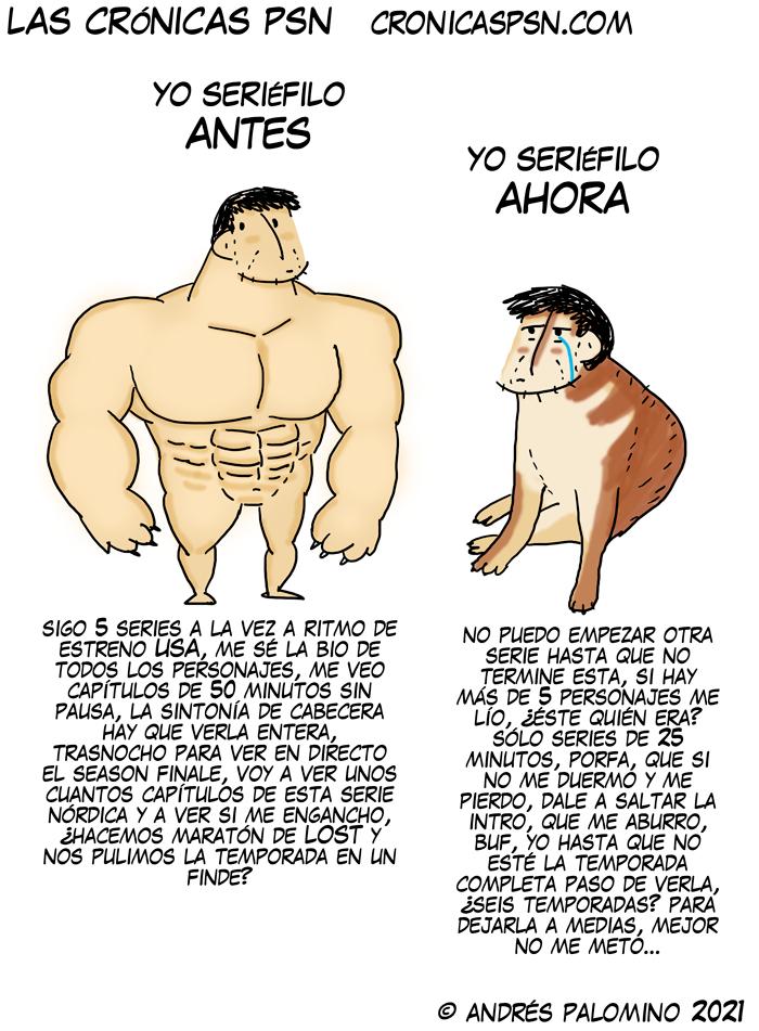 CPSN: ANTES Y AHORA
