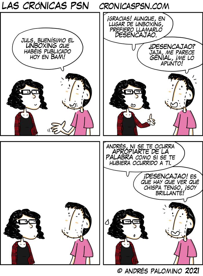 CPSN: DESENCAJAO