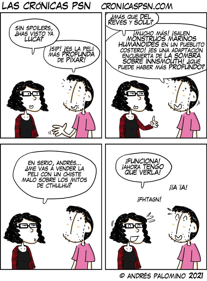 CPSN: LUCA