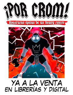 ¡Por Crom! A la venta 21 de octubre