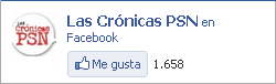 Me gusta Crnicas PSN en Facebook