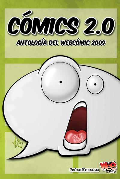 Cómics 2.0: antología webcomiquera