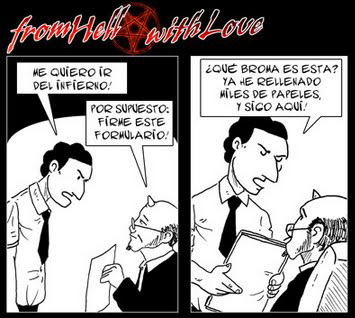 Abelman en From Hell With Love