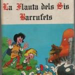 #25 La Flauta de los seis pitufos (Peyo)