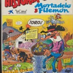 #9: Mortadelo y Filemón (Ibáñez)