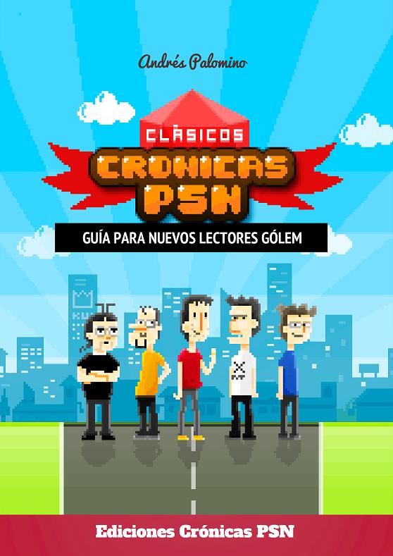 Portada CLÁSICOS CRÓNICAS PSN