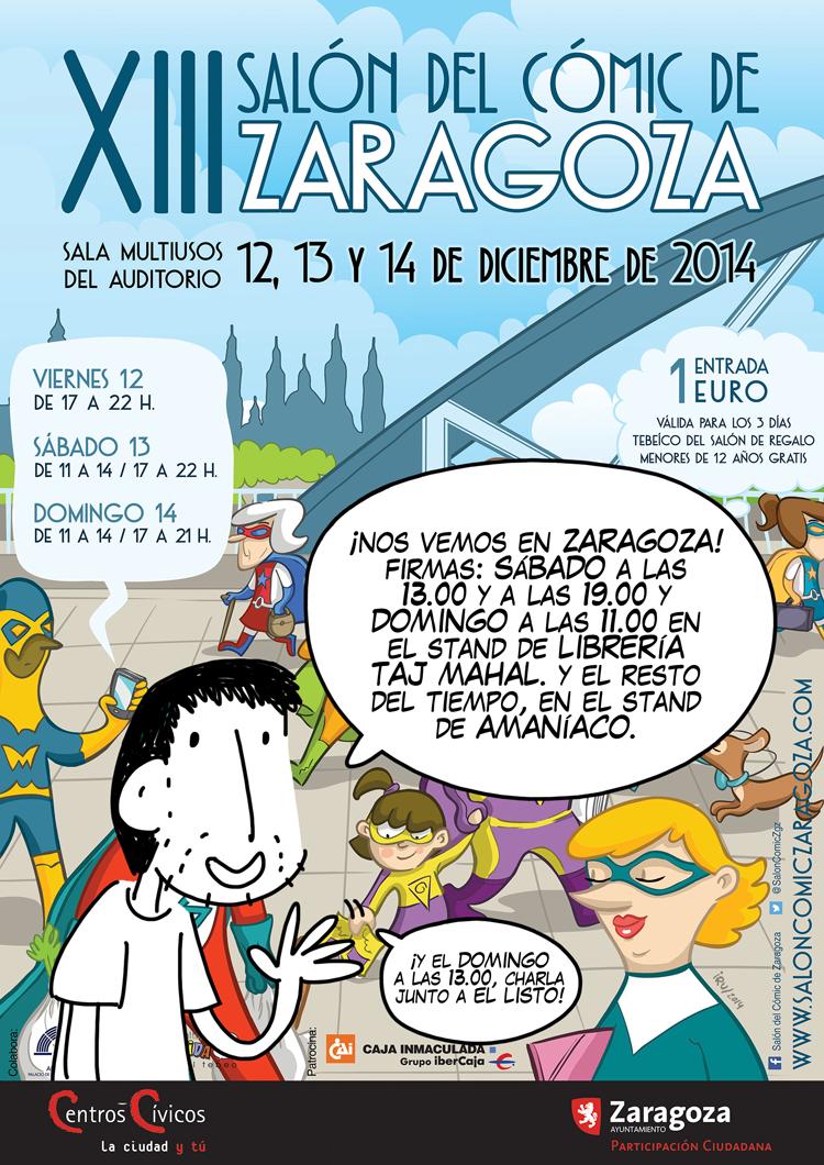 Salón del cómic de Zaragoza