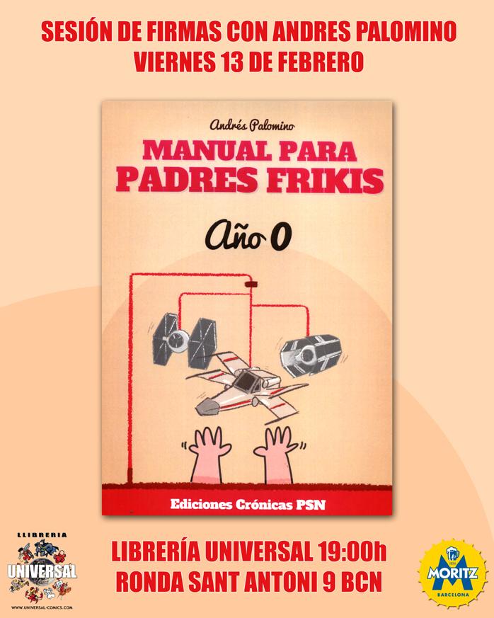 MANUAL PADRES FRIKIS Universal