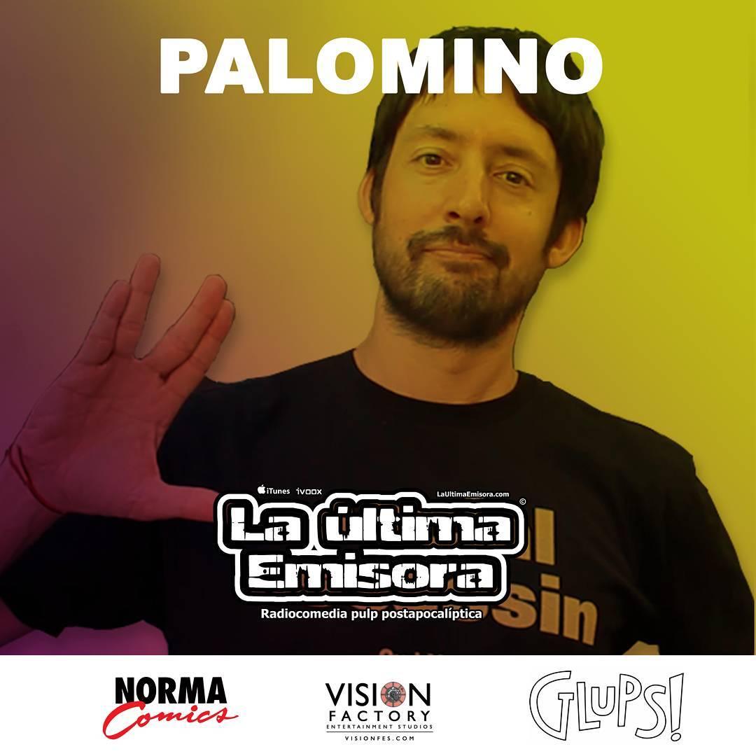 ANDRÉS PALOMINO A GLUPS