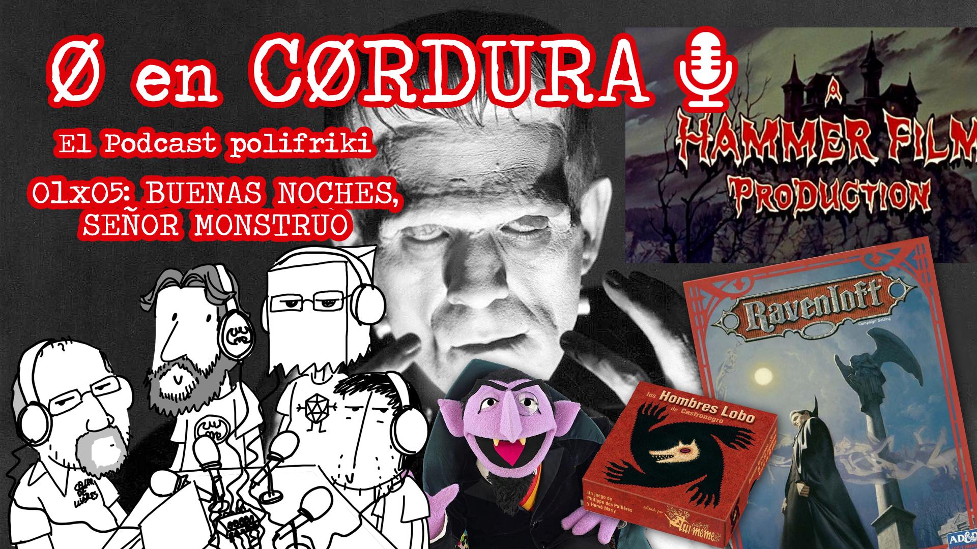 CERO EN CORDURA 1X05 -MONSTRUOS