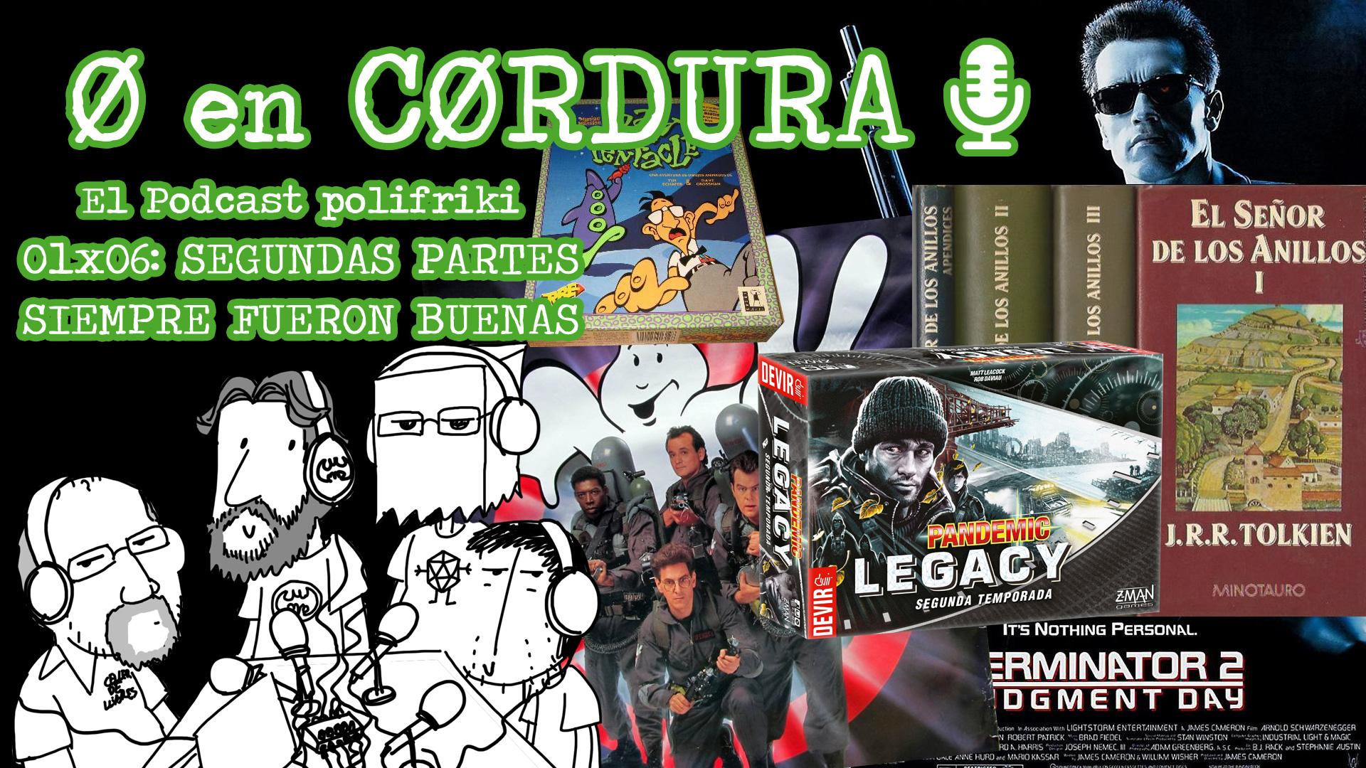 Cero en Cordura 1x06 Segundas partes