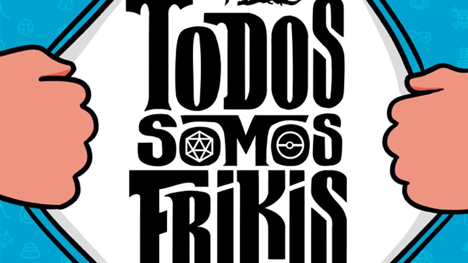 Verkami TODOS SOMOS FRIKIS