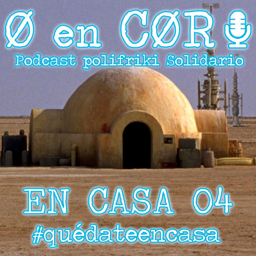 Cero en Cordura EN CASA 04