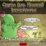 #40 Cripta (del Horror) Innombrable (Goomi)