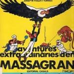 #46 Las Aventuras Extraordinarias de Massagrán (Folch i Camarasa, Madorell)